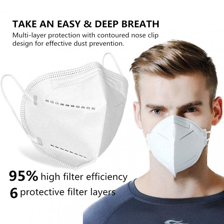 5 Plys protective Mask