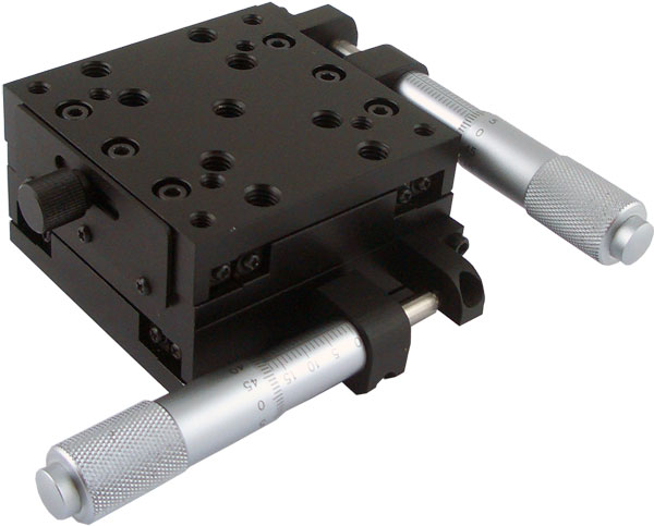 AS-WN213ZM25M Aluminium Alloy Multi-Axis Stages