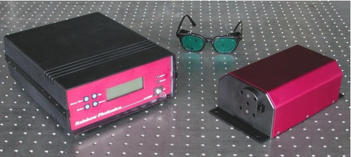 Cr-LiSAF Infrared Tunable Lasers