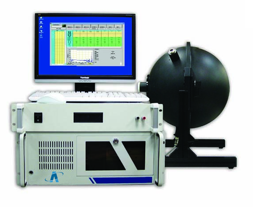 T695 DC Drive HV LED Optical & Electrical Tester
