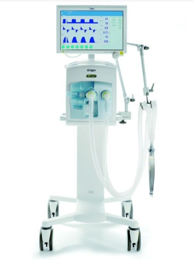 Respiratory Ventilators ICU V500